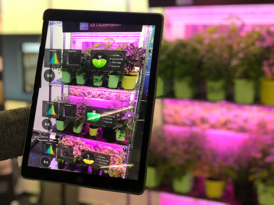 Presenting a game changer for the vertical farming industry